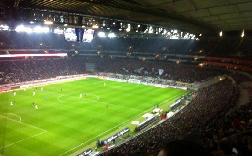 Gastbeitrag: SG Eintracht Frankfurt vs Hamburger SV (19.02.2016)