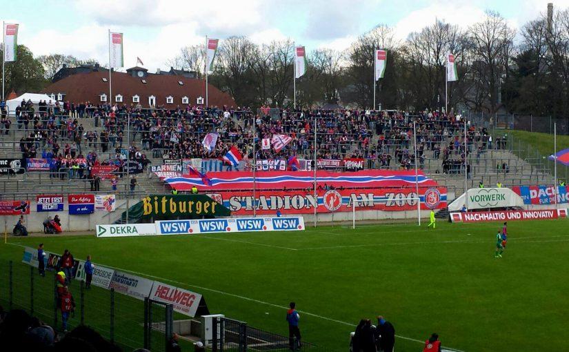 Gastbeitrag: Wuppertaler SV vs VfR Krefeld-Fischeln (17.04.2016)